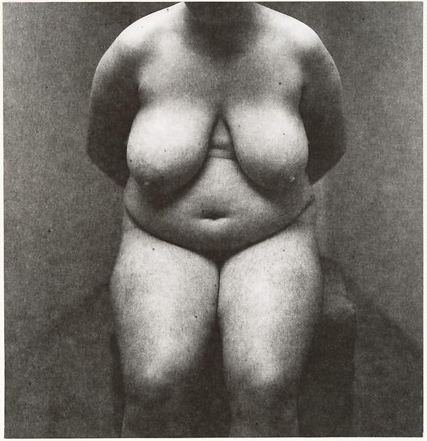 Mujer Irving penn